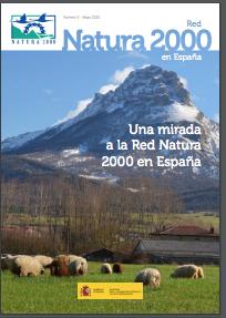 Red Natura 2000 mayo 2020