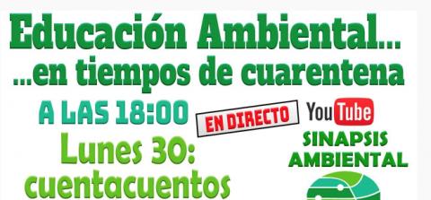 Educacion ambiental en cuarentena
