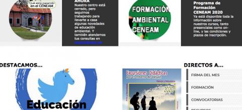 Carpeta Informativa CENEAM