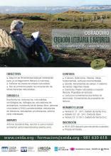 Curso Creacion Literaria y Naturaleza