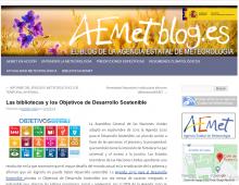 Blog AEMET