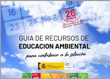 guia educacion ambiental CENEAM