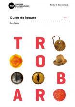 Guia de lectura Somos Natura Museo Ciencias Barcelona